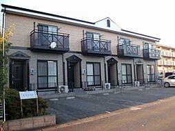 静岡県掛川市長谷1丁目の賃貸アパートの外観