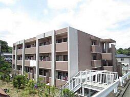東京都稲城市百村の賃貸マンションの外観