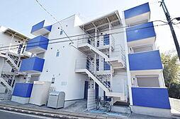 JR武蔵野線 新松戸駅 徒歩13分の賃貸アパート