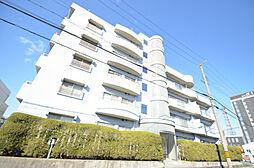 マンション外堀川[1階]の外観