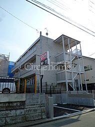 リブリ・江ノ島[3階]の外観