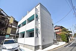 埼玉県さいたま市浦和区領家1丁目の賃貸アパートの外観