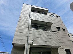 東京都練馬区豊玉北6丁目の賃貸マンションの外観
