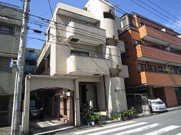 宮田ハイツ[201号室]の外観