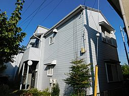 サニーサイド北鎌倉A[101号室]の外観