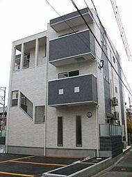 町家箱崎[201号室]の外観
