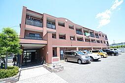アンソレイエ・ユニティ[2階]の外観