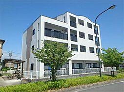 東京都八王子市七国2丁目の賃貸マンションの外観