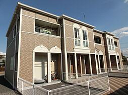 千葉県市原市青柳の賃貸マンションの外観
