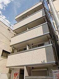 ハピネス福島[2階]の外観