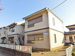 神奈川県綾瀬市小園南2の賃貸アパートの外観