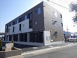 神奈川県海老名市今里3丁目の賃貸アパートの外観