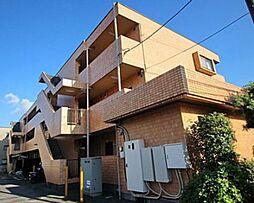 第13島田マンション[1階]の外観