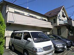 鎌倉ハイツ[203号室]の外観