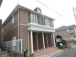 大阪府堺市中区深井中町の賃貸アパートの外観