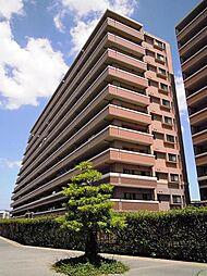 福岡県福岡市東区千早2丁目の賃貸マンションの外観