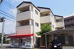 福岡県筑紫野市大字筑紫の賃貸アパートの外観