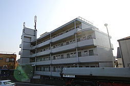 神奈川県川崎市多摩区中野島6丁目の賃貸マンションの外観