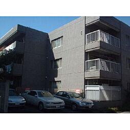 福岡県福岡市中央区大宮2丁目の賃貸アパートの外観