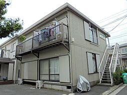 神奈川県横浜市磯子区岡村1丁目の賃貸アパートの外観