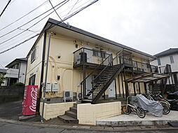 神奈川県綾瀬市寺尾台1丁目の賃貸アパートの外観