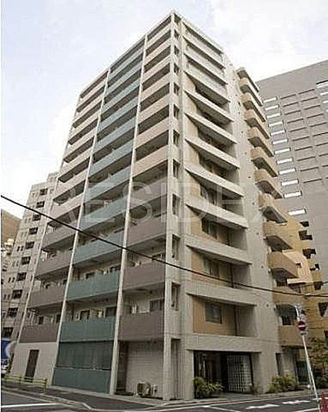KDXレジデンス日本橋箱崎[6階]の外観