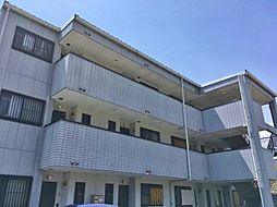 長野県上田市下塩尻の賃貸マンションの外観
