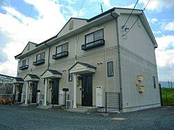 岐阜県恵那市大井町の賃貸アパートの外観