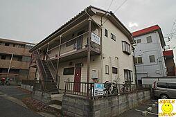 小倉コーポ[202号室]の外観
