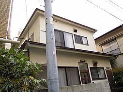 神奈川県横浜市西区赤門町2丁目の賃貸アパートの外観