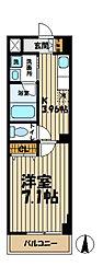 センチュリーハイムヒルサイドテラス[3階]の間取り