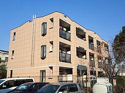 埼玉県川口市大字赤山の賃貸マンションの外観