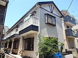 千葉県市川市行徳駅前4の賃貸アパートの外観