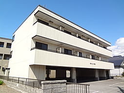 滋賀県長浜市新庄寺町の賃貸マンションの外観