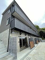 京王線 高幡不動駅 徒歩8分の賃貸アパート