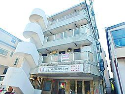 神奈川県川崎市麻生区白鳥1丁目の賃貸マンションの外観