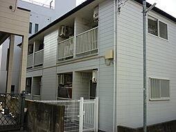 ピュアハイツ飯倉[203号室]の外観