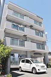 愛知県豊橋市花田三番町の賃貸マンションの外観