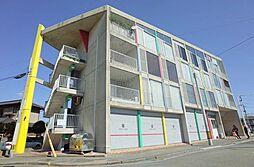 キャンピングハウス海の中道[3階]の外観