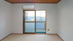 第二城南コーポ[202号室]の外観