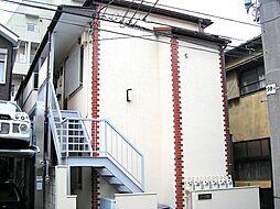 コーポ富紀[2階]の外観