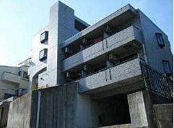 神奈川県川崎市高津区末長2の賃貸マンションの外観