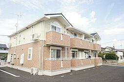 JR東北本線 宇都宮駅 バス15分 工学部前下車 徒歩10分の賃貸アパート