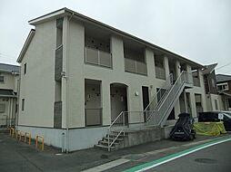 愛知県豊田市井上町6丁目の賃貸アパートの外観