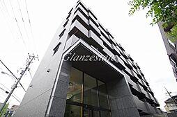 神奈川県川崎市高津区末長4丁目の賃貸マンションの外観