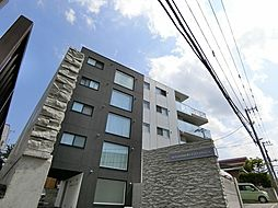 北海道札幌市中央区宮の森二条11丁目の賃貸マンションの外観
