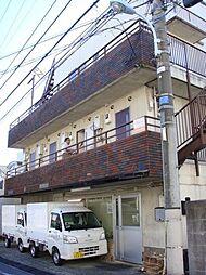 東京都杉並区成田東1の賃貸マンションの外観