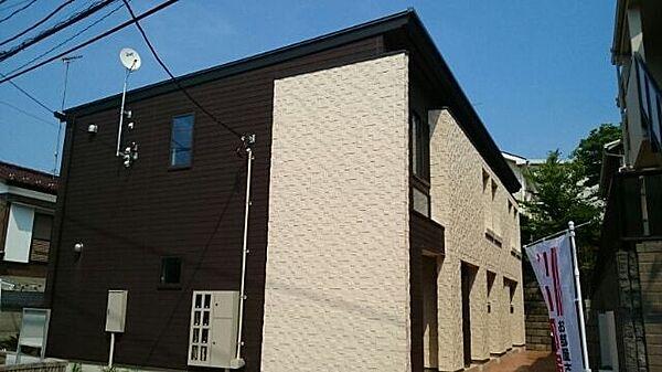 神奈川県川崎市麻生区百合丘2丁目の賃貸アパート