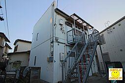 クローバーハイツ[102号室]の外観