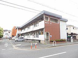 鶴田コーポ[203号室]の外観